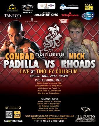 Jackson's MMA Series 11
