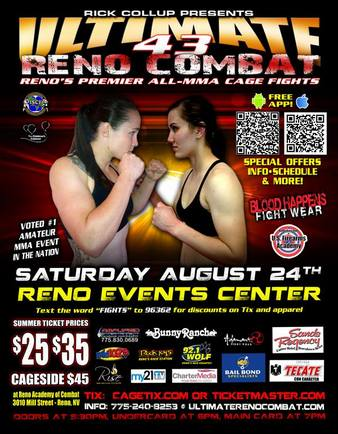 Ultimate Reno Combat 43