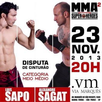 MMA Super Heroes 2