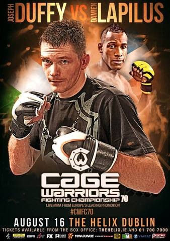 Cage Warriors 70