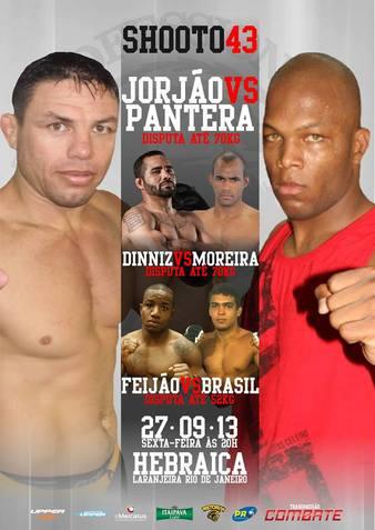 Shooto Brasil 43