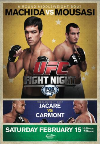 UFC Fight Night 36