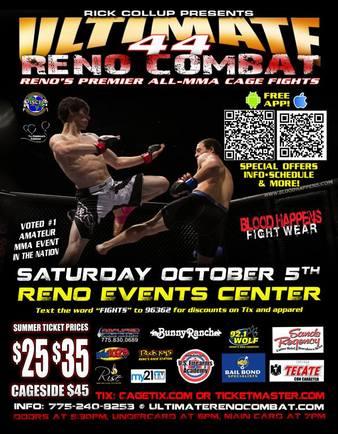 Ultimate Reno Combat 44