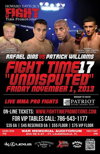 Fight Time 17