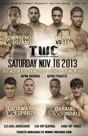 TWC Pro Series