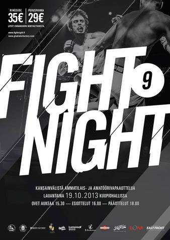 Lappeenranta Fight Night 9