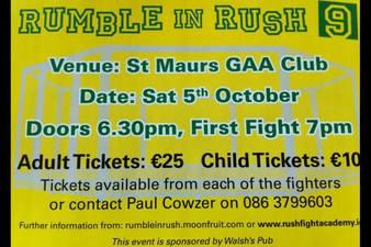 Rumble in Rush 9