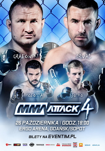 MMA Attack 4 (Cancelled)