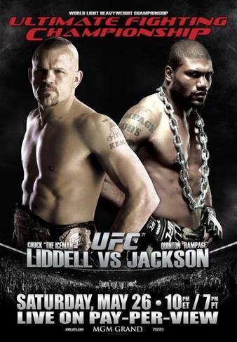 UFC 71