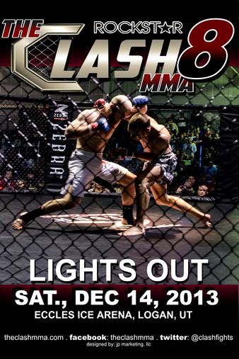 The Clash MMA 8