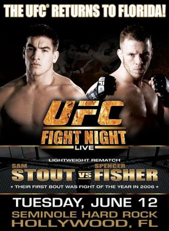 UFC Fight Night 10