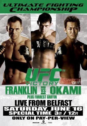 UFC 72