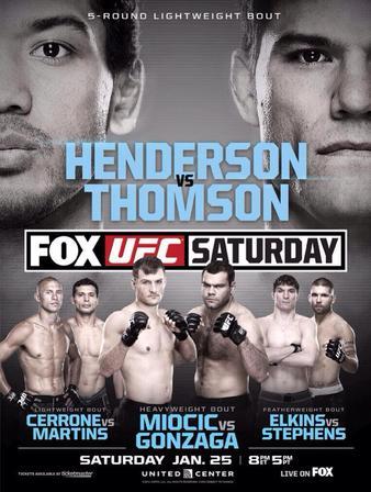 UFC on FOX 10