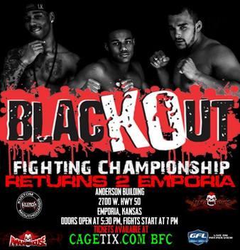 BlackOut FC 14