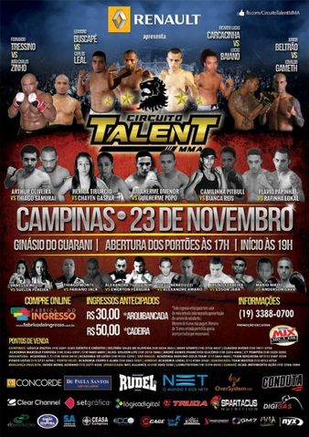 Circuito Talent de MMA 5