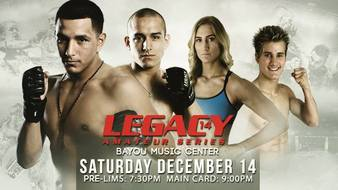 Legacy Amateur Series 14