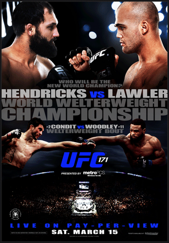 UFC 171