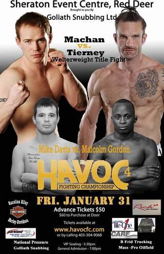 Havoc FC 4