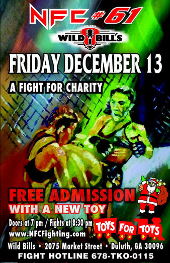Wild Bill's Fight Night 61