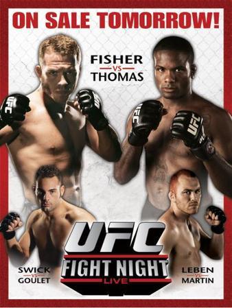UFC Fight Night 11