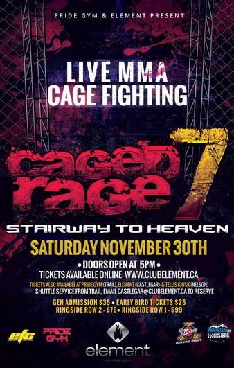 Caged Rage 7