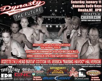 Dynasty Combat Sports 6