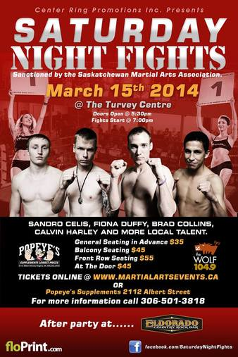 Saturday Night Fights 9