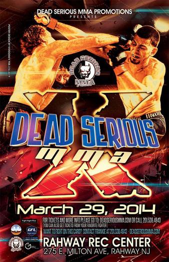 Dead Serious 10