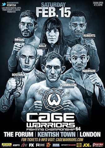Cage Warriors 64
