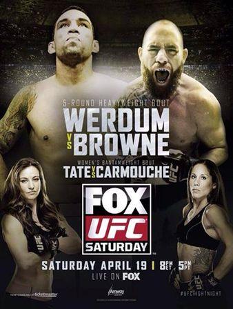 UFC on FOX 11