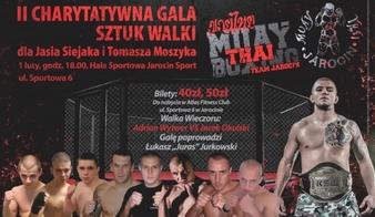 II Charytatywna Gala Sztuk Walki