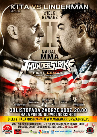 Thunderstrike Fight League 2