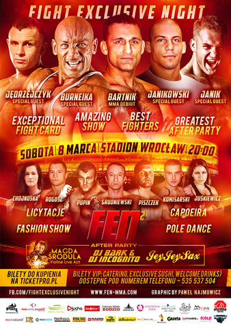 Fight Exclusive Night 2