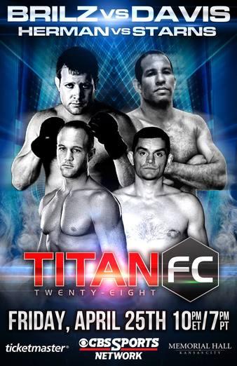 Titan FC 28