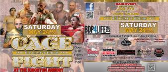 PA Cage Fight 18