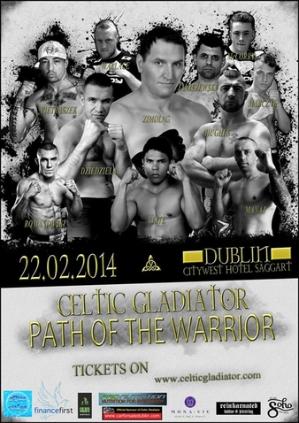 Celtic Gladiator 9