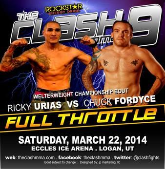 The Clash MMA 9