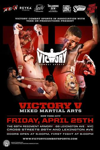 Victory Combat Sports 5
