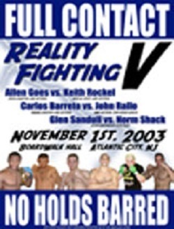Reality Fighting 5