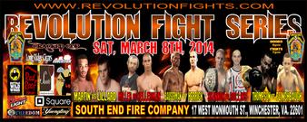 Revolution Fight Series 7