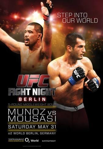 UFC Fight Night 41