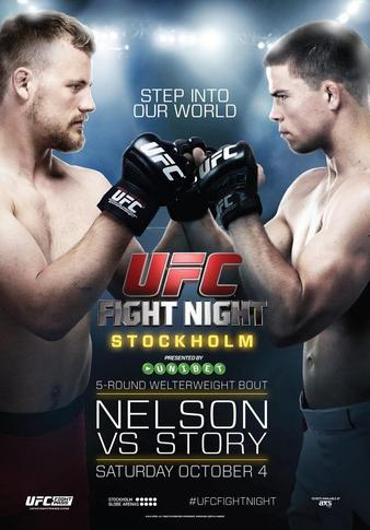 UFC Fight Night 53