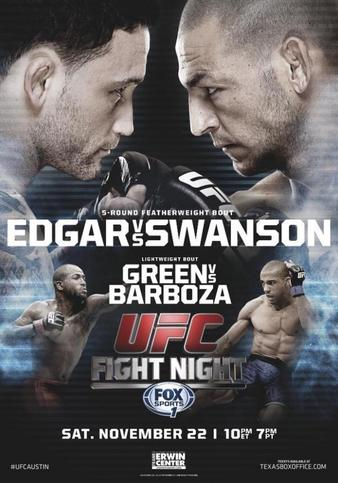 UFC Fight Night 57
