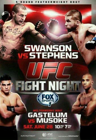 UFC Fight Night 44