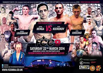 Full Contact Contender 9