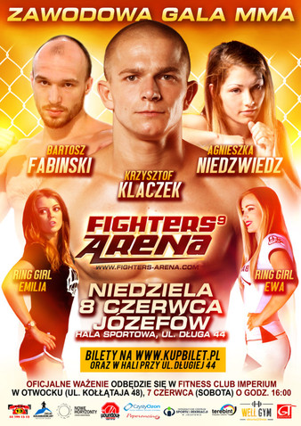 Fighters Arena 9