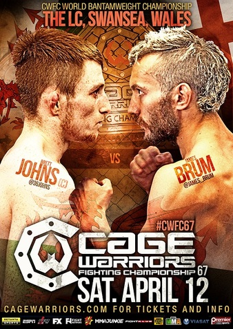Cage Warriors 67