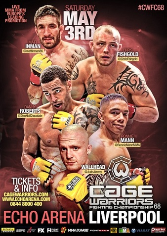 Cage Warriors 68