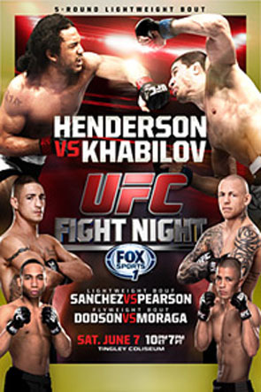UFC Fight Night 42