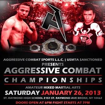 Aggressive Combat 1
